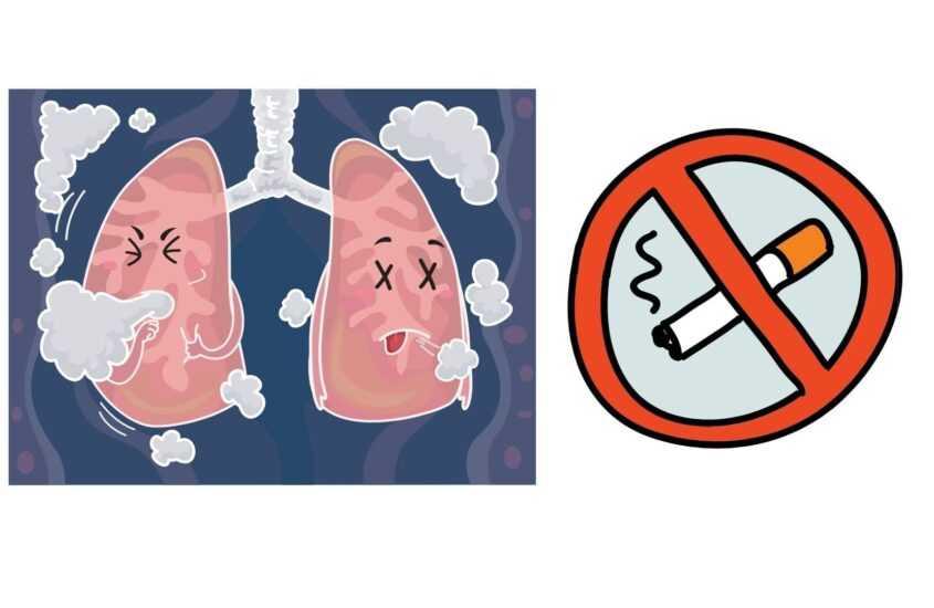 Sigaranın akciğerlere zararı