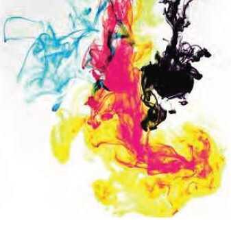 boyanın suda dağılması