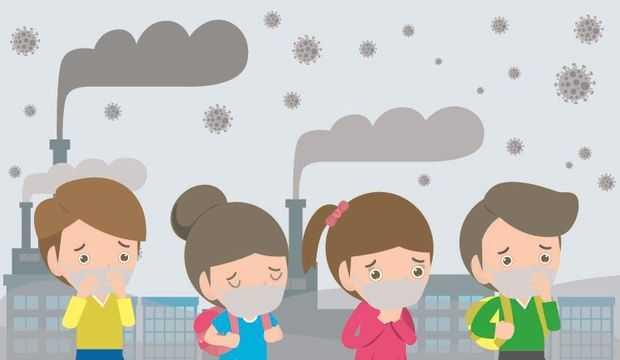 hava kirliliği hastalıkları