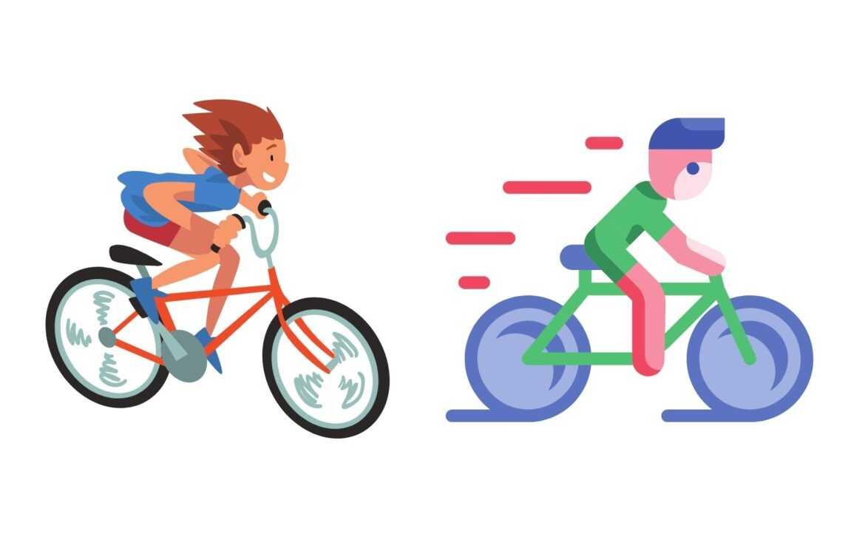 süratli bisiklet